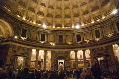 Picture of Pantheon in Rome