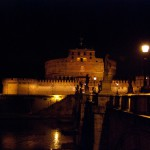 Picture of The Angel Castle in Rome - Rome Map