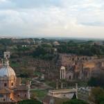 Picture The Roman Forumin Rome - Rome Map
